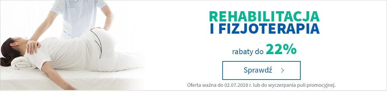 Rehabilitacja do -22%