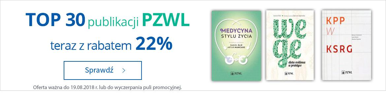 TOP 30 publikacji PZWL -22%!