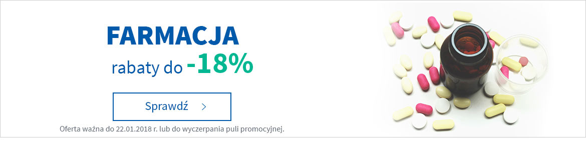 farmacja do -18%
