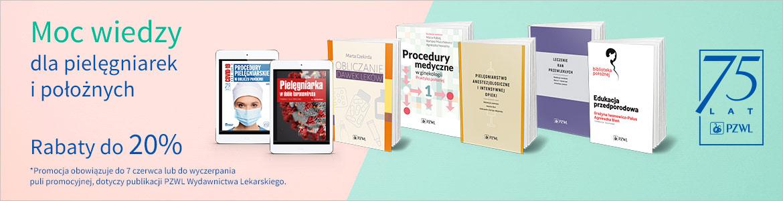 Publikacje dla pielęgniarek i położnych PZWL