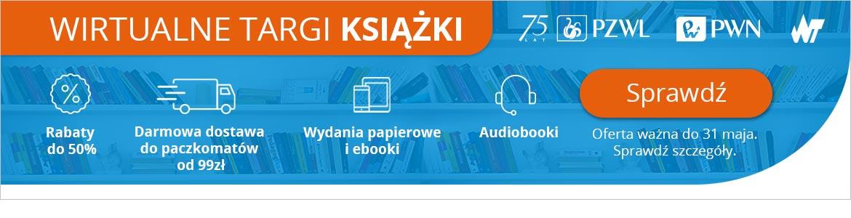 Wirtualne Targi Książki do -50%