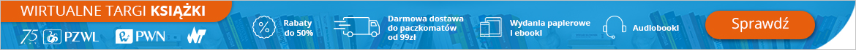 Wirtualne Targi Książki do -50% »