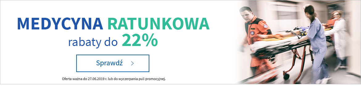 Ratownictwo do -22%»