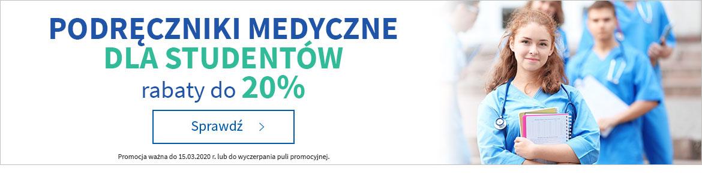 Podręczniki medyczne dla studentów - rabaty do 20% »