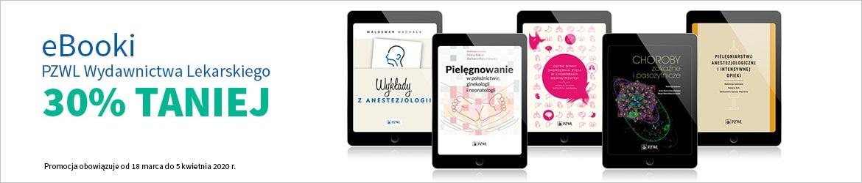 Ebooki medyczne PZWL -30% »