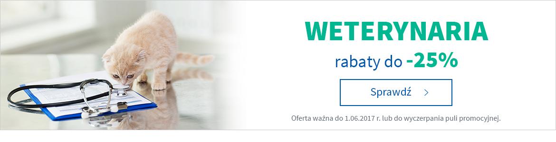 Weterynaria do -25%