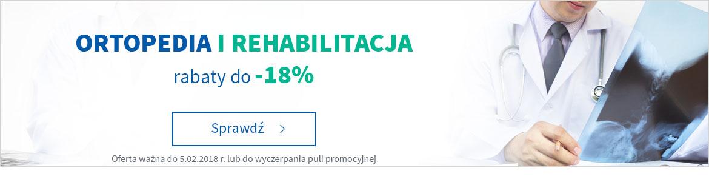 Pielęgniarstwo do -18%