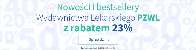 -23% na wydawnictwo PZWL