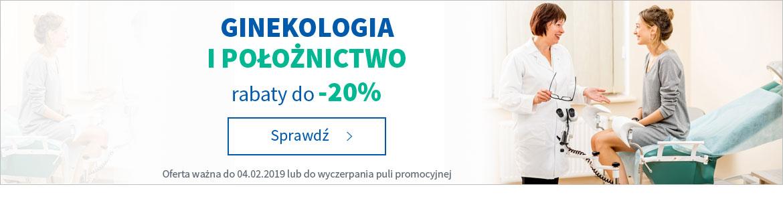 Ginekologia i położnictwo do -20% »