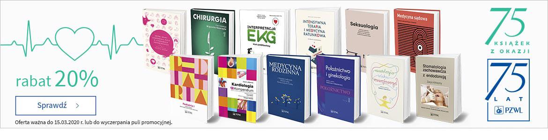 75 książek na 75-lecie PZWL »