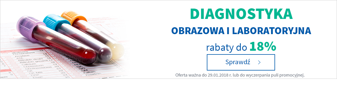Diagnostyka do -18%