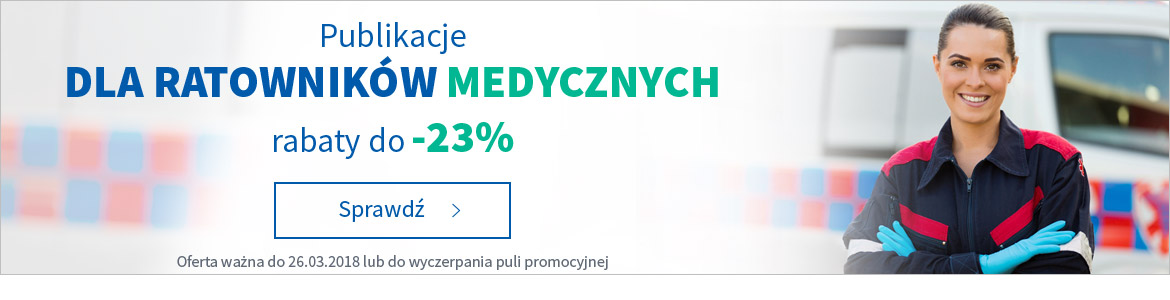 Ratownictwo do -23%