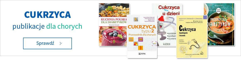 Publikacje dla cukrzyków do -25%
