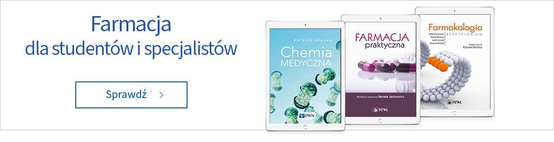 Farmacja - ebooki dla studenta i specjalisty