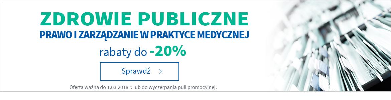 Prawo i zarządzanie w praktyce lekarskiej do -20%